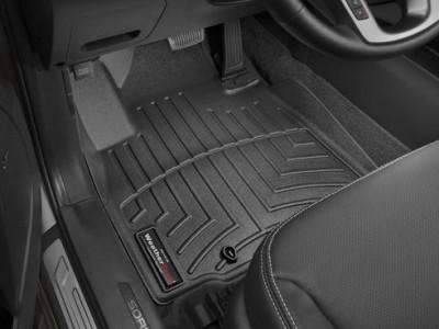 Коврики в салон 3D WeatherTech для автомобиля Kia Sorento 2014-н.в., комплект: 3 шт.