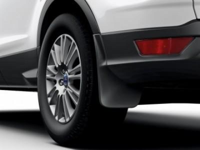 Брызговики задние для Ford Kuga 2012- н.в., 2 шт. (оригинал) (Ford)