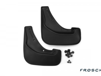 Брызговики передние для Ford Kuga 2012- н.в., 2 шт. (модельные) (Novline)