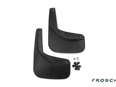 Брызговики задние для Ford Kuga 2012- н.в., 2 шт. (модельные) (Novline)