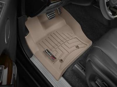 Коврики в салон 3D WeatherTech для автомобиля Land Rover Range Rover 2013-н.в., комплект: 3 шт.