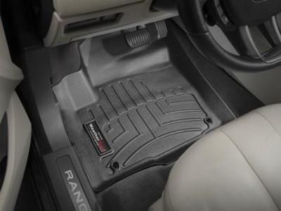 Коврики в салон 3D WeatherTech для автомобиля Land Rover Range Rover Evoque 2015-н.в., комплект: 3 шт.