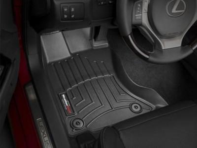 Коврики в салон 3D WeatherTech для автомобиля Lexus GS 2012-н.в., комплект: 4 шт.