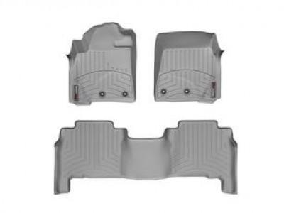 Коврики в салон 3D WeatherTech для автомобиля Lexus LX 2015-н.в., комплект: 3 шт.