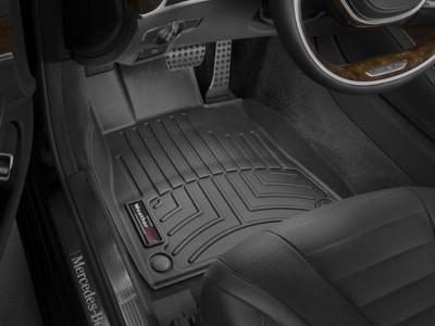 Коврики в салон 3D WeatherTech для автомобиля Mercedes S-Klasse W222 2013-2017, комплект: 4 шт.