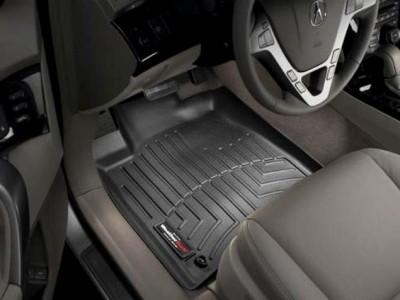 Коврики в салон 3D WeatherTech для автомобиля Acura MDX 2007-2010 , комплект: 3 шт.