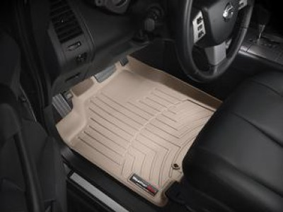 Коврики в салон 3D WeatherTech для автомобиль Nissan Murano 2002-2008 , комплект: 3 шт.