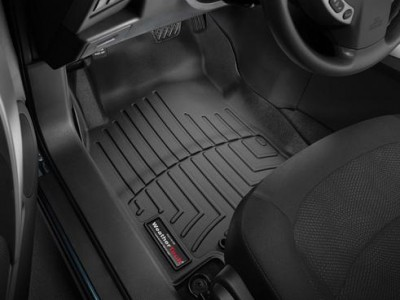 Коврики в салон 3D WeatherTech для автомобиля Nissan X-Trail T32 2013-н.в., комплект: 3 шт.