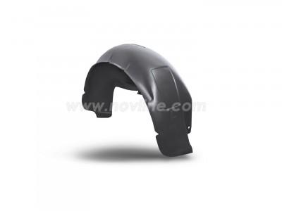 Подкрылки для PEUGEOT 107 / CITROEN C1, 2008-2012 (передние; задние; поштучно; пара)