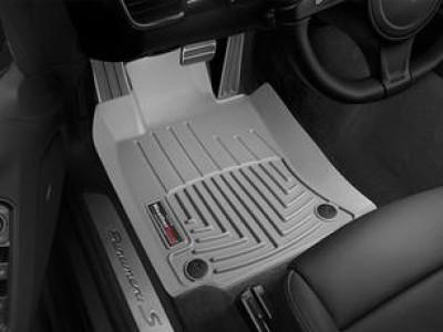 Коврики в салон 3D WeatherTech для автомобиля Porsche Panamera 2009-2016, комплект: 4 шт.