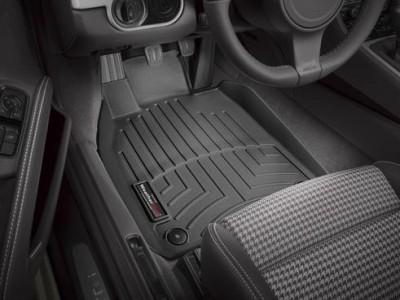 Коврики в салон 3D WeatherTech для автомобиля Porsche 911(991)  2011-2015, комплект: 2 шт.