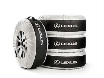 Чехлы для колёс для  Lexus NX 2014-н.в., (оригинал) (Lexus)