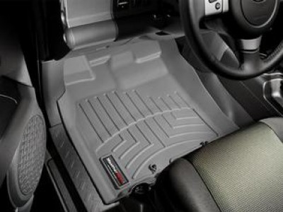 Коврики в салон 3D WeatherTech для автомобиля Toyota FJ Cruiser 2006-н.в., комплект: 3 шт.