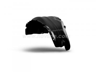 Подкрылки для TOYOTA Hilux с расш. арок, 2008-2015, (передние; задние; поштучно; пара)