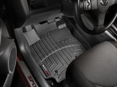 Коврики в салон 3D WeatherTech для автомобиля Toyota RAV4 2005-2012 (для американской сборки) , комплект: 3 шт.