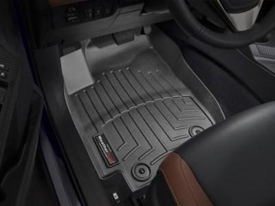 Коврики в салон 3D WeatherTech для автомобиля Toyota RAV4 2013-2015, комплект: 3 шт.