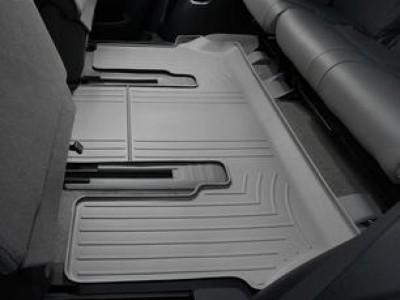 Коврики в салон 3D WeatherTech для автомобиля Toyota Sequoia Limited 2008-н.в., комплект: 3 шт. или 4 шт.