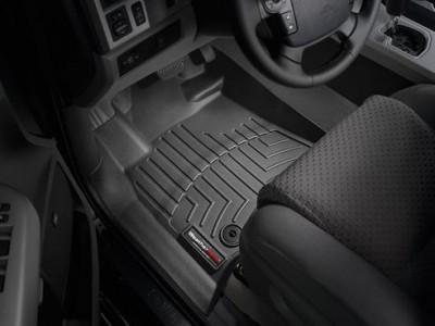 Коврики в салон 3D WeatherTech для автомобиля Toyota Sequoia SR5 2008-н.в., комплект: 3 шт. или 4 шт.