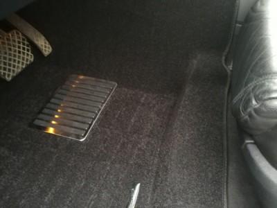 Коврики 5D Pradar для VW Touareg 2010-н.в., чёрные