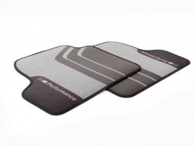 Коврики M Performance для BMW F32 4-серия, задние (BMW) (Original)